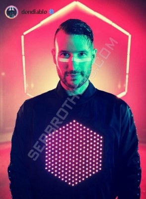 Hexagon Don Diablo8